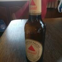 夕方のビール