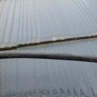 垂れ下がった同軸ケーブルの手直しと・・・