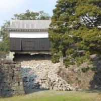 熊本城 震災から約7ヶ月