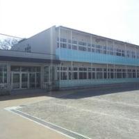 高山小学校時限付き仮設校舎と学童保育所C
