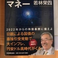 書評 ヘリコプターマネー 若林栄四
