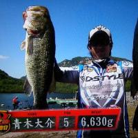 2017 JB TOP50 弥栄湖