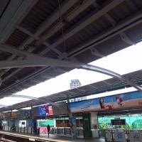 BTS(高架鉄道)にチャレンジ