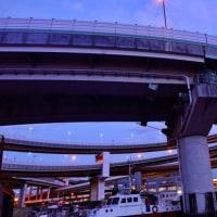 阪神高速のJCT