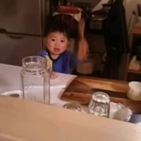 10月18日/台所大好き次男くん