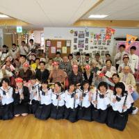 呉港高校のブラスバンド演奏