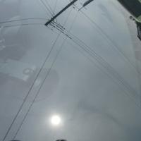 BMWフロントガラスリペア