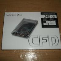 SSDを追加で購入した。