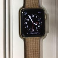 2代目のApple Watchがやって来た。