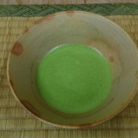 小井戸茶盌
