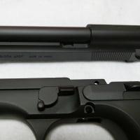 デジコン M92F 塗装 その5
