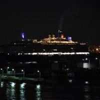 飛鳥2(姫路港)、クイーンエリザベス(神戸港)を撮りにウロウロドライブ、、、(無駄に長いです、、、)