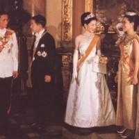 プミポン国王からシリントン王女へのお手紙 ・・・