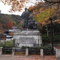 京都の秋 ~ 晩秋の円山公園