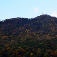 2016.10.27 AM 07:24 藻岩山・平和の塔・手稲山・円山・三角山