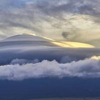 富士山6合目辺りかな