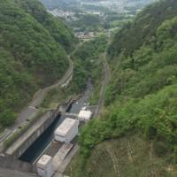奥秩父 浦山ダムと道の駅花園のパン屋さんオハナ
