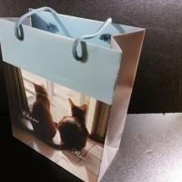 ウチの子ペーパーバッグ5 Handmade-88