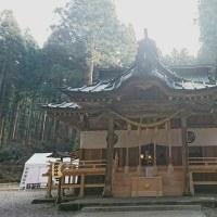 御岩神社と鷲子山上神社参拝(^^♪