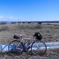 足利から桐生へ 聖地巡礼サイクリング
