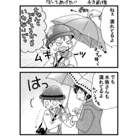 第31話☆秋くんの日常☆傘の持ち方