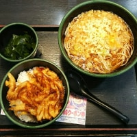 【雑記】お昼ご飯。