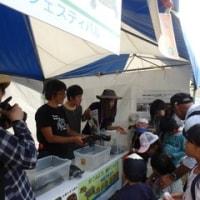 <ありがとうございました。>安威川フェスティバル2016・大阪府茨木市レポート。