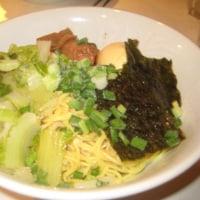 2009年11月23日(月) 夕食(油そば)