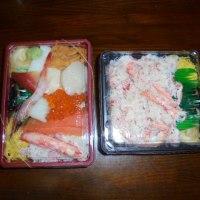 北海道産のお弁当