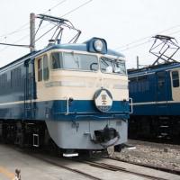 Electric Locomotive#104