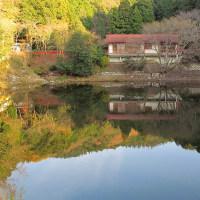 深まりゆく晩秋の奈良にて
