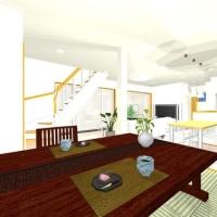 住まいと暮らしの空間・・・和+和、LDK+和、洋間+和室など・・・部屋と部屋の連続性のカタチをどのように考えるのかで家全体の空間構成と住み方は変化しますよね、良い意味での設計デザインで変革を。