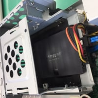 HDD→SSDへの交換&リカバリ作業