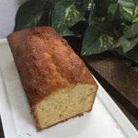 ジャンジャンブルケーキ、生姜のパウンドケーキです