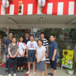 本屋親父のつぶやき 7月22日楽しかった飯田燈籠山祭りも終わり旅立ちです。