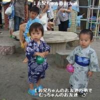 幼稚園の夏祭り☆
