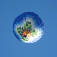 風任せな気球を見て、ゴルフが楽になった