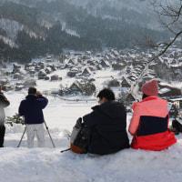 世界遺産・雪降る白川郷 26