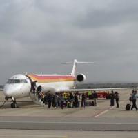 3月14日☆無事にスペインより帰国いたしました!