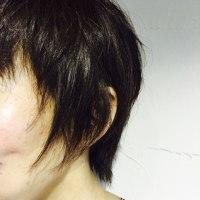 ばっさりとおまかせショート@日立市 美容室 ヘアサロン
