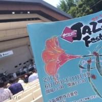 大阪城ジャズフェス→京都ライブ 20170610