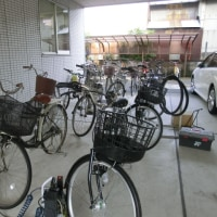 今日は20㌅の電動自転車プレシャスベージュを組立・・・