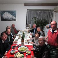 「蕎麦を楽しむ忘年会」を開催しました。