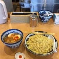 お昼はつけ麺にしました(^^)