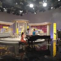 NHKららら♪クラシック収録終わりました LaLaLa Classic broadcast at NHK