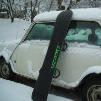 2010-11 ボードシーズンその5 ヒトリスト2回目