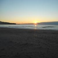 1月24日御宿海岸