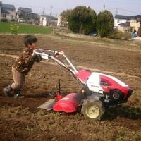 畑仕事。。。