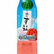 新発売!すいかの果汁を使用した新感覚ゼリー飲料「果実体感 涼みすいか」