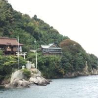 滋賀旅行記2016 その7〜竹生島を離れる〜